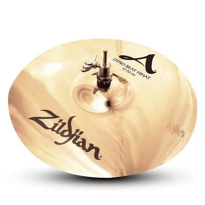 """Zildjian 13"""" A Series Dyno Beat Hi-Hat Cymbal (Single)"""