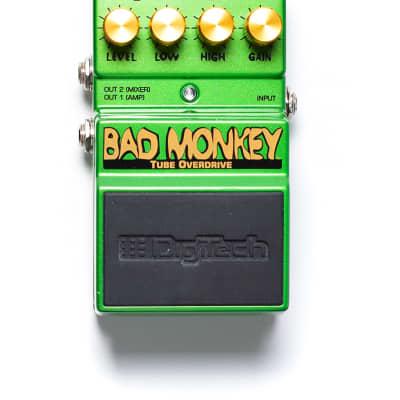 DigiTech Bad Monkey Pedal Pimp Hot Banana Mod (EXCLUSIVE)