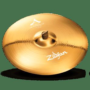"""Zildjian  21"""" A Custom 20th Anniversary Ride  Brilliant"""