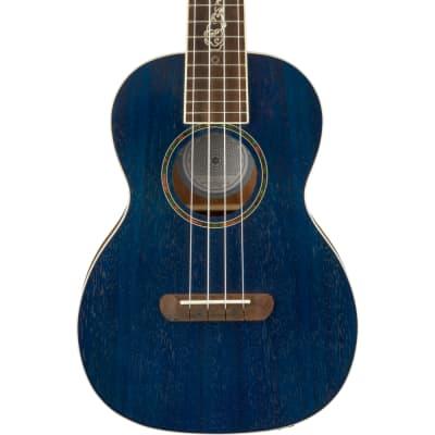 Fender Artist Dhani Harrison Uke Sapphire Blue Pre-Order