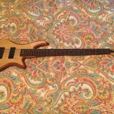 Schecter Custom 5 Electric Bass Guitar NICE