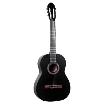 LG-400 Lucida Classical Guitar, 1/2 in Matte Black LG-400-1/2BK for sale
