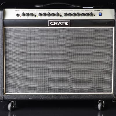 "Crate FlexWave 120/212 Model FLEX120 3-Channel 120-Watt 2x12"" Guitar Combo with DSP Effects"