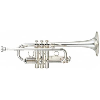 Yamaha YTR-6610S Professional Eb/D Trumpet