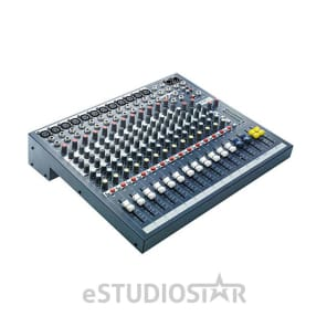 Soundcraft  EPM12 12 Channel Mono + 2 Stereo Channel Recording and Live Sound Audio Console