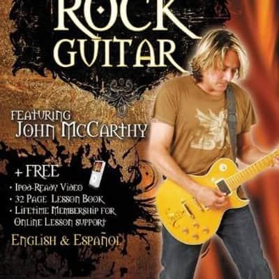 Rock Guitar: Featuring John McCarthy, Learn Rock Guitar - Advanced DVD