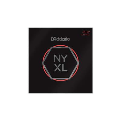 D'Addario NYXL 10-52 Electric Strings