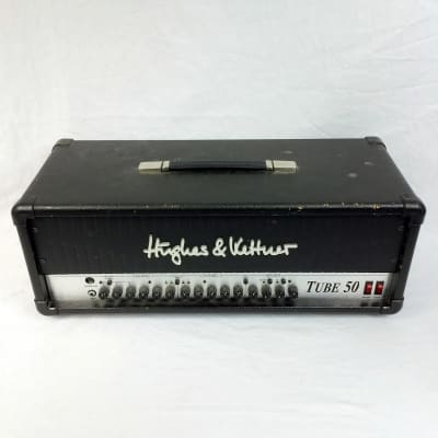 Hughes & Kettner Tube 50 2-Channel 50-Watt Guitar Amp Head