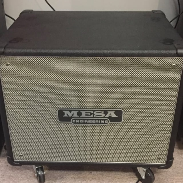 Mesa Boogie Traditional Powerhouse 1x15 Cabinet image