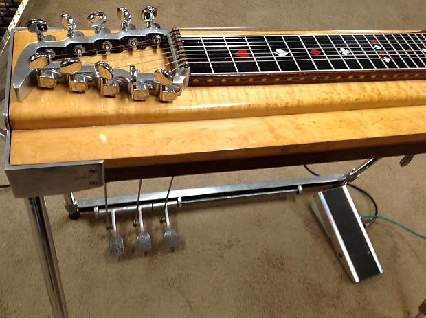 sho bud fingertip pedal steel guitar reverb. Black Bedroom Furniture Sets. Home Design Ideas