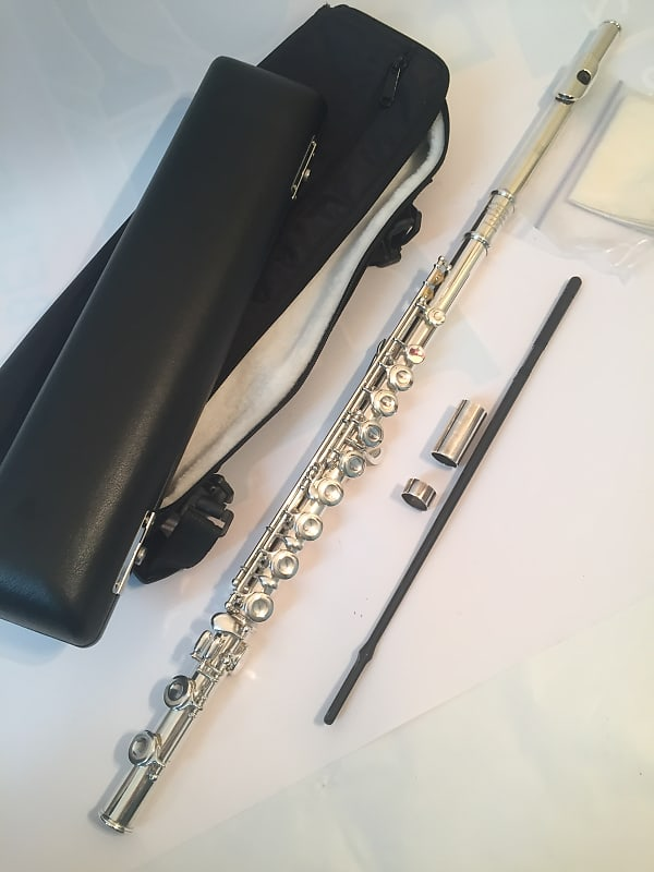 WMS Haynes Solid Sterling Silver Flute