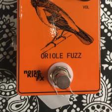 Noisekick FX Oriole Fuzz 2018