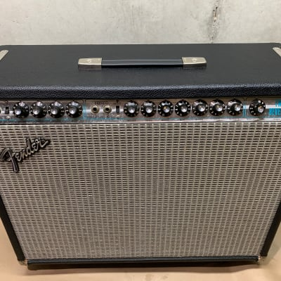 1976 Fender Silverface Twin Reverb Amp