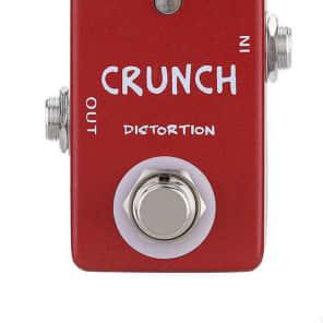 MOSKY Crunch Distrortion MINI Pedal MI Crunch Box Style Guitar Effect MICRO Pedal