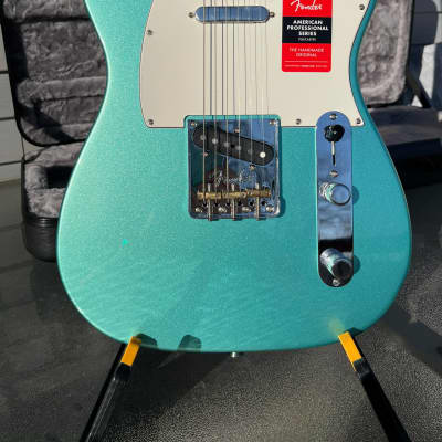 Fender American Professional Telecaster Mystic Seafoam Green w/Maple Neck Mystic Seafoam Green