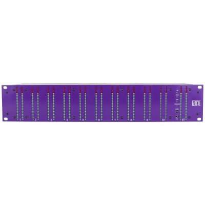 Purple Audio MFMeters 2RU Meter - Single Input