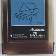 Alesis Stereo Grand Piano QuadraCard 8 Meg Card For QuadraSynth & S4 Synthesizer