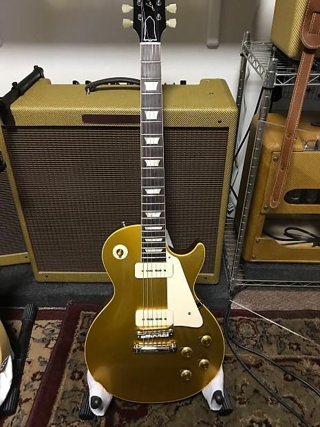 Gibson Custom Shop TRUE HISTORIC 1956 Les Paul R6 Gold Top 2016