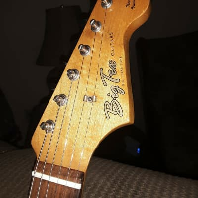 Big Tex  62' Stratocaster  2000's Blonde for sale