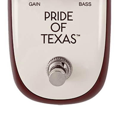 Danelectro Pride of Texas Overdrive and Boost Effects Pedal Make Offer