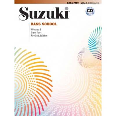 Suzuki Bass School Book 3