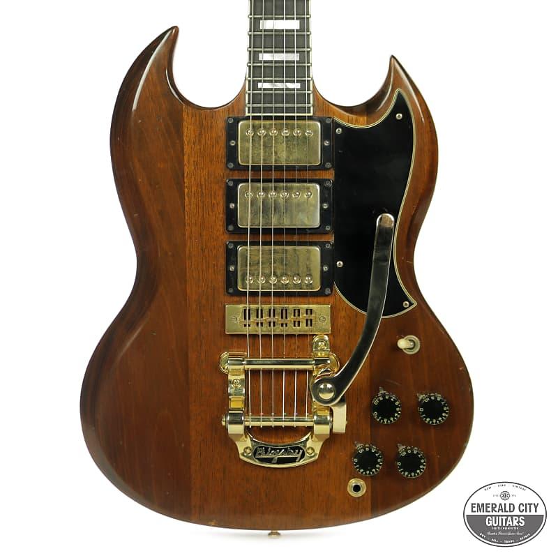 1975 Gibson SG Custom | Emerald City Guitars