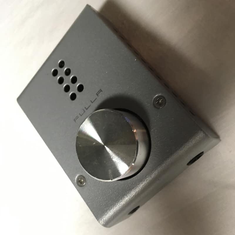 Schiit Audio Fulla 2 DAC headphone Amp No Cables