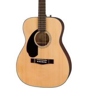 Fender CC-60S LH Solid Spruce/Mahogany Concert (Left-Handed) Natural