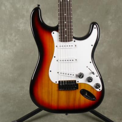 Johnny Brook Electric Guitar - 3-Tone Sunburst - 2nd Hand for sale