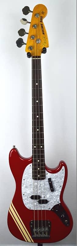 fender mustang bass mb98 co competition mij 2010 trd japon reverb. Black Bedroom Furniture Sets. Home Design Ideas