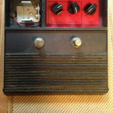 Systech Phase Shifter 1970s Black/Red