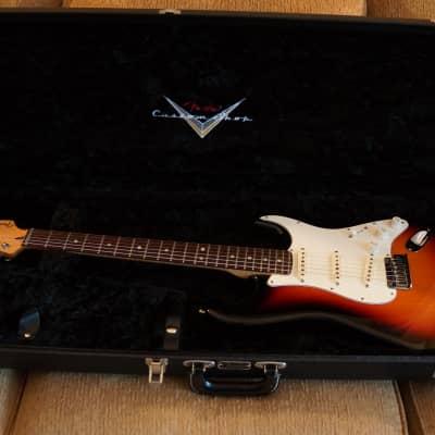 Fender Custom Shop Stratocaster Pro NOS 2010 model 1107  S#5009