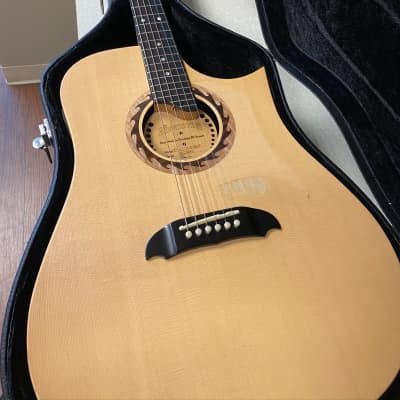 Riversong Tradition 3 Performer Acoustic / Electric for sale