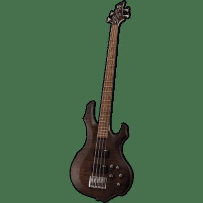 ESP LTD GES F204FM-WBS Modele 200 - Marron flammé satiné for sale