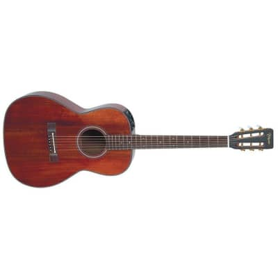 Takamine EF407 New Yorker Parlor Electro Acoustic for sale