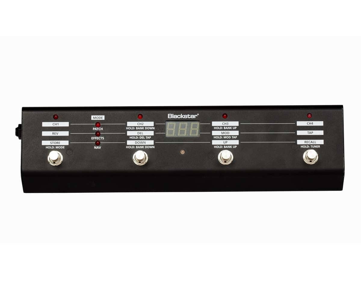 Blackstar Fs 10 Multi Function Foot Controller Guitar Amp