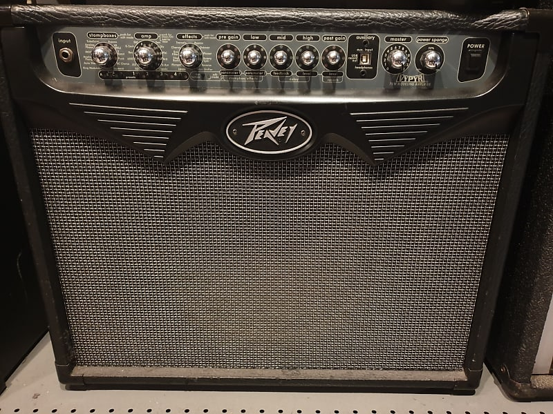 Peavey Vypyr Solid State 75-Watt 1x12 Modeling Guitar Combo