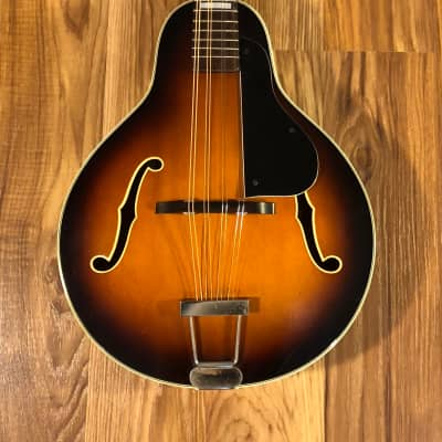 Hofner A Model Mandolin 1960's Sunburst for sale