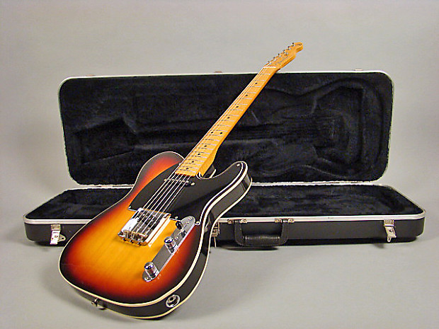 Admirable Fender Japan Jerry Donahue Telecaster 1985 Sunburst Reverb Wiring Digital Resources Cettecompassionincorg