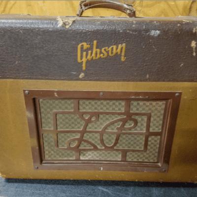 1952/53 Gibson GA-40 Les Paul Amp Antique Brown