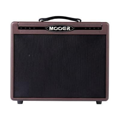 Mooer SD50A Acoustic Digital Modelling 50w Amp, with Looper for sale