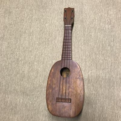 Kamaka Pineapple Soprano Ukulele 1920s