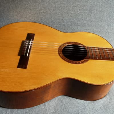 Giannini Vintage 1969 Model 901/A Classical guitar 1969 Natural for sale