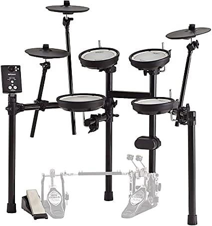 Roland TD-1DMK V-Drum Kit with Mesh Pads 2020 Black