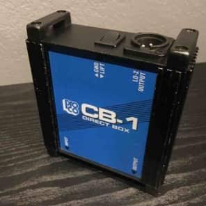 ProCo CB-1 1-Channel Passive DI Box