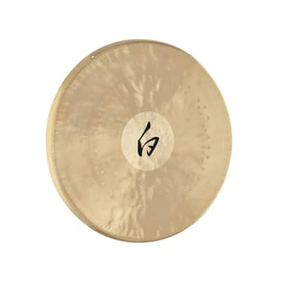 "Meinl Sonic Energy WG-145 14.5"" White Gong with Beater (VIDEO)"