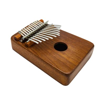 Solid Wood Kalimba - 12-note