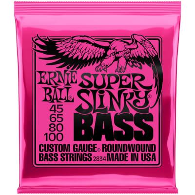 Ernie Ball Super Slinky Nickel Bass 2834 .045-.100