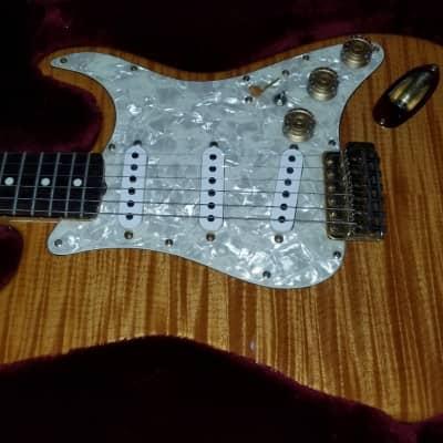 Fender Foto Flame Stratocaster MIJ Foto Flame for sale