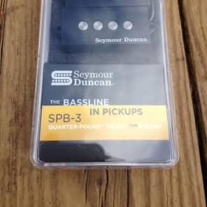 Seymour Duncan sbp3 Quarter Pound P Bass Pickup set Fender Precision Bass spb-3